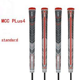 Ingrosso 2018 Nuovo grigio / rosso dimensioni Golf Grips ALIGN MCC Plus 4 MultiCompound Standard / medie dimensioni di trasporto