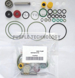 pump common rail 2020 - free shipping diesel fuel injection common rail pump repair kit for CAT 320D XlCl#