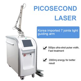 Beauty Innovation nd yag Laser-Maschine Q-Switch Nd-Yag-Laser dunkel Fleckentfernung Tattooentfernung Laser