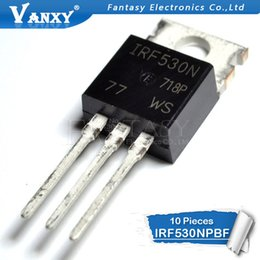 electronics transistors Canada - Electronic Components & Supplies 10PCS 530 630 730 830 LM317T 3205 Transistor TO-220 TO220 530 630 730PBF IRF830PBF LM317T IRF3205