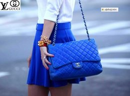 Wholesale exotic fashion dresses resale online - 0T1X New Women Fashion Shows Exotic Leather Bags Iconic Bags Clutches Evening Chain Wallets Purse New
