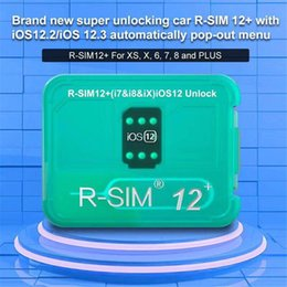 r sim for iphone UK - RSIM 12+ Newest 2019 R-SIM Nano Unlock Card Fits iPhone XS,X,8,7,6 And Plus iOS 12 VS RSIM 14