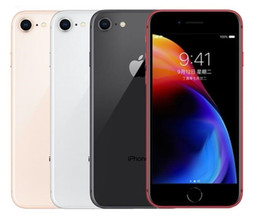 Reformiert Original Apple iphone 8 8 Plus kein Gesicht ID setzte Handy 64GB / 256GB 12.0mp iOS 13 Postversand