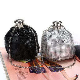 make hand made bags Australia - Evening Bags Women New Evening Bag Hand Made Mini Jug Pack Party Clutch Shoulder Cross Bag