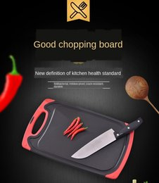 cheese boards UK - tenQv sticky bamboo charcoal chopping non-slip sanitary Fruit CHEESE grade occupation version creative cutting board chopping board fruit ch