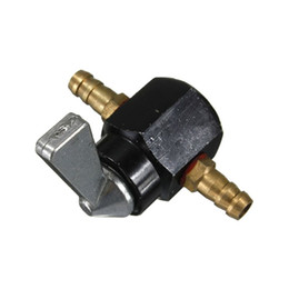 """3 Way 1//4/"""" 6 mm Tétine Carburant Essence Robinet Valve on off Switch"""