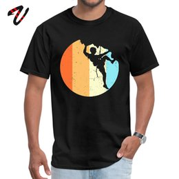 vintage rock clothing UK - Uruguay Mens 6ix9ine Sleeve Vintage Rock Climbing Shirt T Shirts Custom Tops Shirt 2020 Popular Summer O-Neck Clothing Shirt
