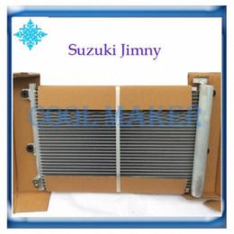 Venta al por mayor de La alta calidad del condensador de aire acondicionado para Jimny LKBc #
