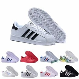 super sport shoes for men UK - 2020 original sports shoes for men, women super red green gold white black star men's fashion flat Running casual shoes size 36-44