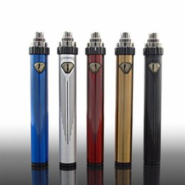 vision twist vape pen Canada - Vision Spinner III S Battery 1100mAh Top twist VV Vape Pen Battery VS Vision Spinner 2