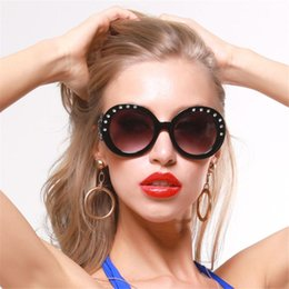 classic eyewear Australia - 1Pc Vintage Oval Classic Sunglasses Women Fashion Diamond Sun Glasses Retro Shades Eyewear Ladies Eyeglasses UV400 Dropship
