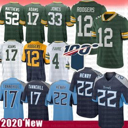 tannehill jerseys UK - Green Aaron Rodgers Jones Bays