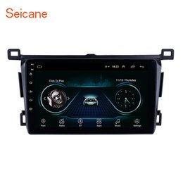 toyota rav4 stereo gps NZ - Seicane 9 inch Android 8.1 Car Radio Stereo Head Unit Player For Toyota RAV4 Right hand driving 2013 2014-2018 GPS Navigation