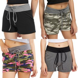 girl short pant gym UK - Top Quality Women Girl Sports Running Shorts Pants 2-In-1 Sport Wear Yoga Short Quaick Drying Breathable Workout Fitness Gym Training Sho#9961