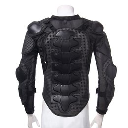 motorcycle protection jacket Australia - Fashion- Us Motorcycle Gear Jacket Man Protection Spine Riding Body Shoulder Full Chest Sexy Design and Adjustable Belt Size S-3XL