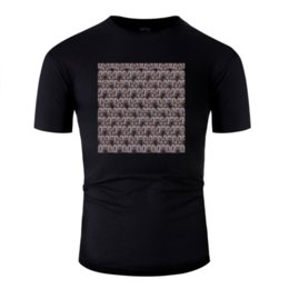 church t shirts UK - Streetwear Building Gothic Church Pattern T-Shirt For Men 2020 Pattern Customized Tee Shirt Awesome Tee Tops