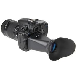 V5 2.8X 3.0 inch 4:3 LCD Magnifier Extender Hood EyeCup Viewfinder for Nikon J1   V1 on Sale