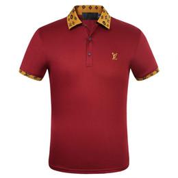 Wholesale design polo shirts for men resale online – FF summer Best Selling Eden park Short Polo For Men Nice Quality Fashion Design Big Shipping