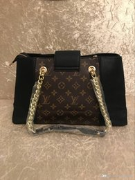sexy ladies handbags NZ - 2019 new fashion shoulder bag chain ladies handbag PU high quality Messenger bag hot sale 01
