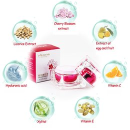 Cherry blossoms Natural ingredients Improve dark complexion Whole body available Replenish water Private armpit lips beauty red pigment on Sale