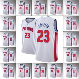 jerseys derrick rose Australia - Detroit