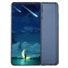 mms player UK - Cheap Goophone S20U GPS20 Ultra 5G Fingerprint Face ID Android 10 4 Camera 3G WCDMA Quad Core MTK6580 1GB RAM 4GB ROM Metal Frame Smartphone