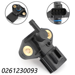 Areyourshop Car Fuel Injection Rail Pressure Sensor 0261230093 Fit For Ford Mustang F150 Explorer Car Auto Accessories Parts on Sale