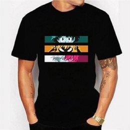 Wholesale japanese anime shirts online – design My Hero Academia Anime Mens T Shirt Japanese Men s Tshirt Short Sleeve anime Printed Tee Shirt Tops for Men Camiseta Masculina