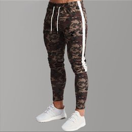 streetwear clothing NZ - Summer Streetwear Camouflage Pants Men Joggers Hip Hop Tactical Pants Camo Elastic Waist Fitness Men Clothing 2020