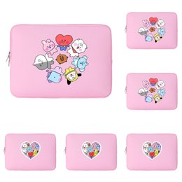 pc computer tablet NZ - computer bag bullet-proof children's group surrounding new printed notebook PC Tablet PC laptop Tablet protective cover