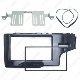 audio conversions Australia - Double DIN Car Video And Audio Modified Frame Applicable FIT Jazz Fit, Jazz Audio Conversion Breadboard Surface Frame WR2Q#