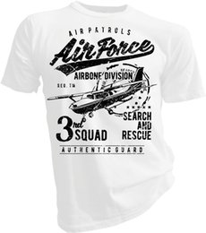 planes clothes Canada - 2019 Short Sleeve Clothing Man 100% Cotton 3rd Squad Search And Rescue, Plane, Aeroplane, Fly Adult Kids T-Shirt T Shirt