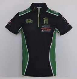 uniform polo UK - The new MOTOGP team shirt locomotive POLO short-sleeved quick-drying breathable summer riding half-sleeved motorcycle rider uniform