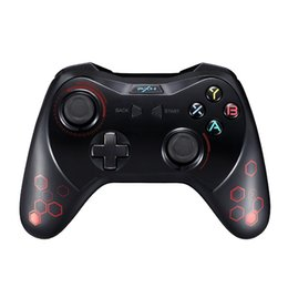 tablet wireless controller Australia - PXN-9603 iPega 2.4G Wireless Game Controller Joystick Gamepad for PS3 Game Console Dual Vibration Joystick for PC Andriod Tablet DHL