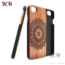 rosewood iphone NZ - DIY Luxury Rosewood Mobile Phone Cases For iPhone 6 7 8 X XR XS 11 Pro Max