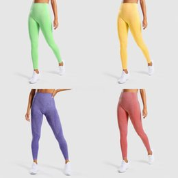 shaping yoga pants NZ - Sexy Women Elastic Shaping Yoga Pants Fitness Sports Leggings High Waist Gym Workout Running Tights Slim Push Up Trousers Female#331