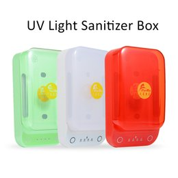 Portable Smart Phone Disinfector with Bluetooth Speaker and Wireless Charging, Suitable for cleaning of Small Items