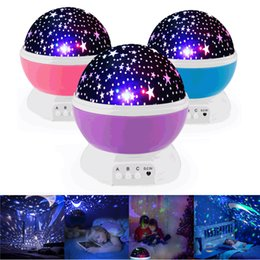 baby night stars projector Australia - Star Projector Night Light For Kids,Baby Night Light Starry Moon Sky Night Projector Kid Bedroom Lamp For Christmas