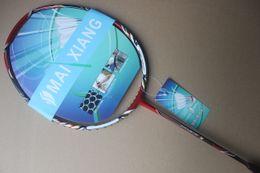TK8000 Badminton Racket End End Nano Thruster K9000 Badminton Racquet in Offerta