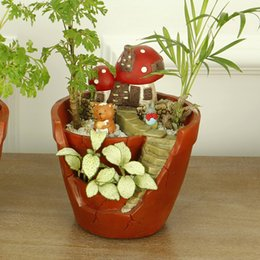 flower pot crafts Australia -