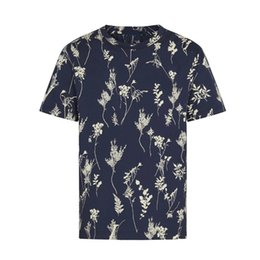 20SS Männer Frauen Voll Printed T High Street High-End Fashion Outdoor-Sommer-Reise-T-Shirt atmungsaktiv Short Sleeve HFYMTX919