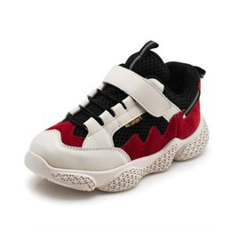 korean style casual shoes Australia - 1aXGi 2020 new girls' Korean style fashionable casual mesh spring and shoes autumn medium and large children's online popular sports childre