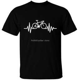 girl riding bicycle Australia - Kids Boys Girls Bike Pulse T-Shirt Tee Cycling Bicycle Riding Doctor Birthday Fitness Tee Shirt male brand tshirt summer