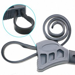 bottle opener belts NZ - Newest Multi-function 50CM Rubber Belt Wrench Adjustable Bottle Opener Auto Oil Filter Car Repair Spanner Hand Tools -- IjF1#