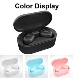used hifi NZ - In-ear mini sports binaural channel tws stereo HIFI smart touch with microphone long-lasting battery life using wireless bluetooth headset