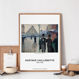 artists abstract figures NZ - French Artist GUSTAVE CAILLEBOTTE Fine Famous oil Painting Impressionism Art Reproductions Wall Art canvas Picture Gallery Bedroom Decor