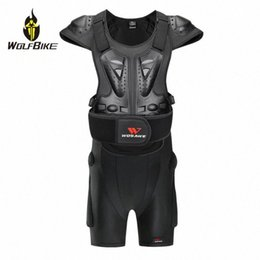 full body protector motocross UK - WOSAWE Motorcycle Back Protector Full Body Motocross Racing Jackets Motorbike Chest Hip BuProtective Gear Wear Suit Adult Zobs#