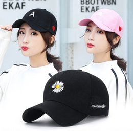 british cap UK - Ltvx0 Hat female summer Korean style fashionable versatile casual Students' British travel Sunscreen Baseball cap baseball cap sunscreen hat