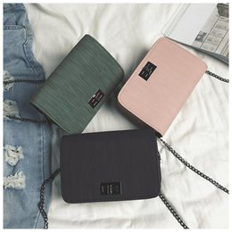 handbags women bags NZ - designer bag S.IKRR Worean Shoulder Bag luxury handbags women bags designer Version Wild Girls Small Square Messenger Bag bolsa feminina