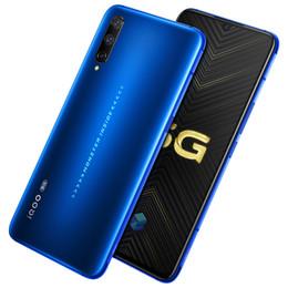 "Original Vivo iQOO Pro 5G Mobile Phone 12GB RAM 128GB ROM Snapdragon 855 Plus Octa Core Android 6.41"" 48.0MP Face ID Fingerprint Cell Phone on Sale"